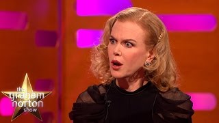 Graham & Nicole Kidman's Tips On Stagefright - The Graham Norton Show