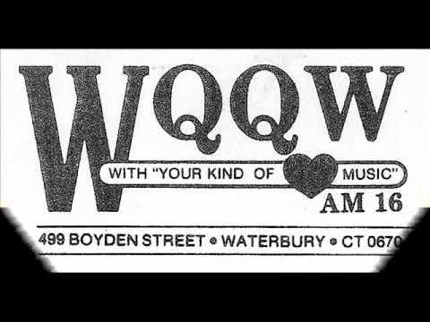 1980s CONNECTICUT AM Radio Bandscan