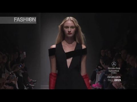 ÖZLEM KAYA Full Show Istanbul Fashion Week Fall 2015 by Fashion Channel