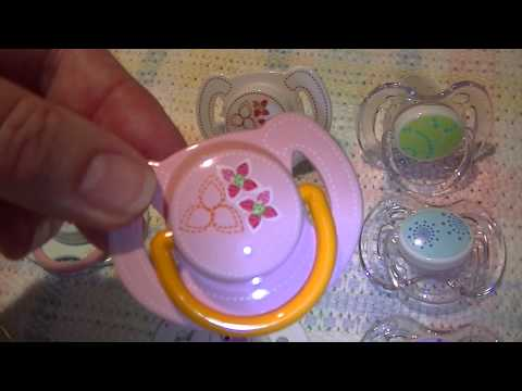My Avent Pacifiers