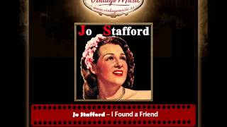 Jo Stafford – I Found a Friend
