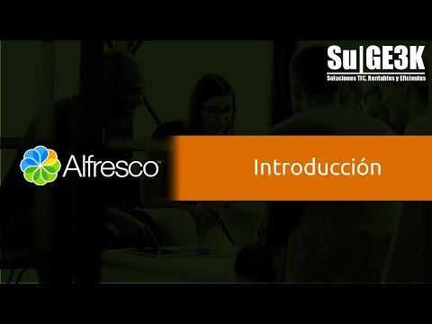 Curso de Alfresco Capitulo 0: Introducción
