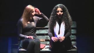 مسرحية علاقات  - Critical relationships