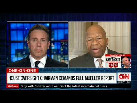 Chairman Cummings discusses Top investigations with CNN's Chris Cuomo