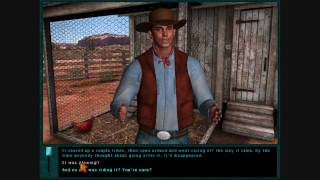 Nancy Drew: The Secret of Shadow Ranch (Part 1) - Phantom Horse?