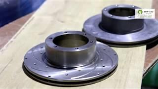 Отличие переднего тормозного диска на Газель СТАНДАРТ от диска СПОРТ.