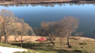 видео База отдыха «Солнечная на Оке»