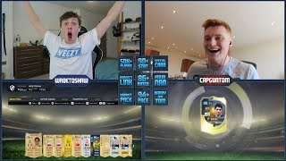 SO INTENSE!!!!! - TOTS FIFA 15 BINGO