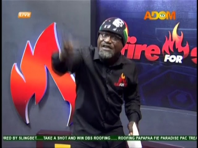 Fire 4 Fire on Adom TV (15-10-18)