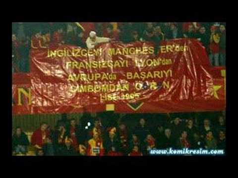 Galatasaray 100. Yıl Marşı Videosu