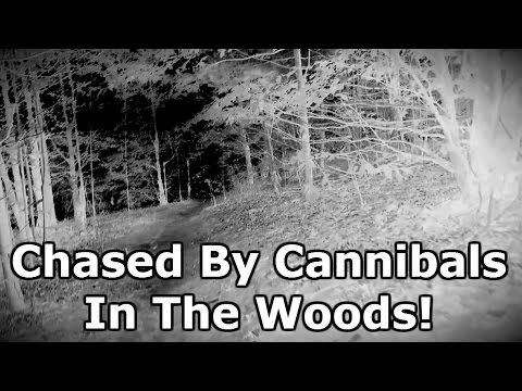 Chased By CANNIBALS In The Woods! Vlog 6