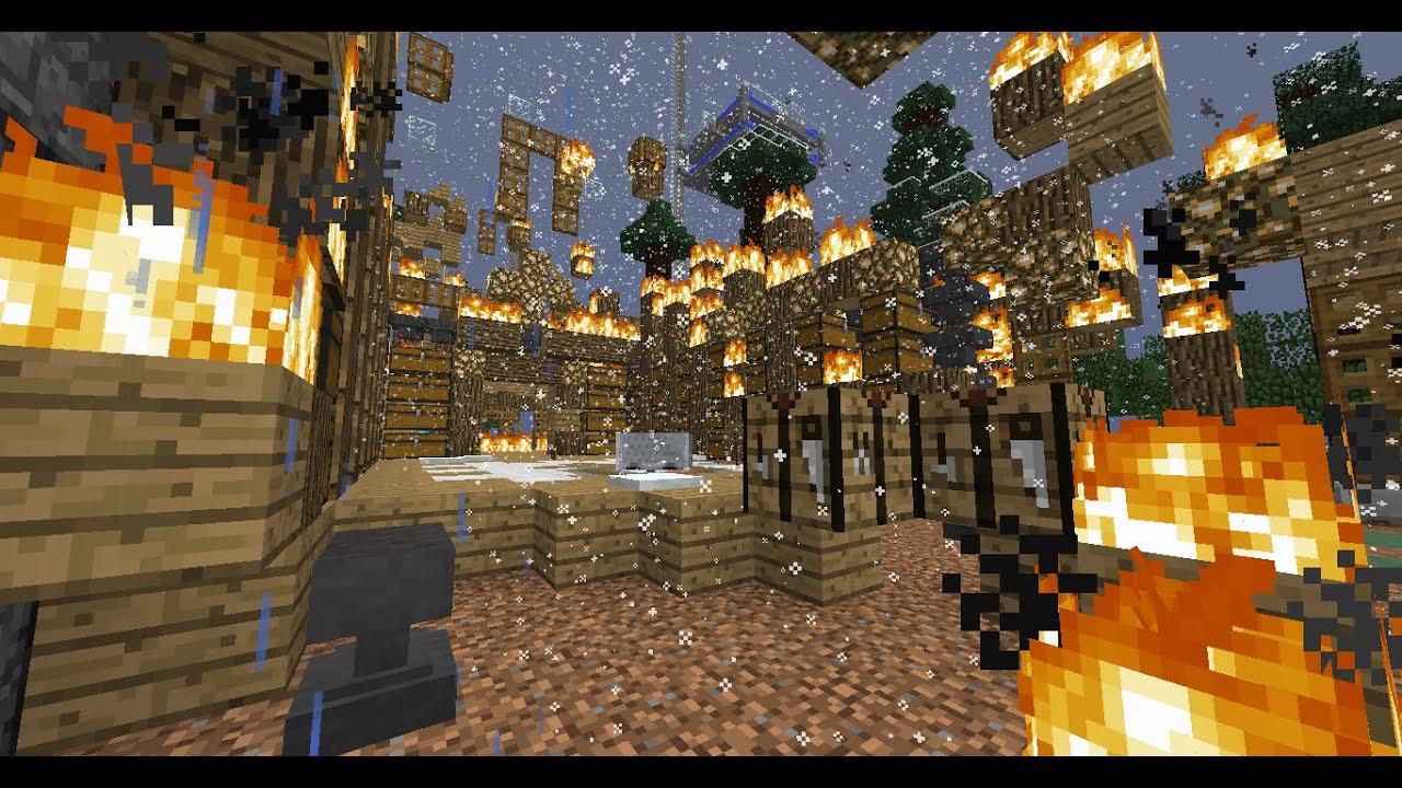 2b2t: The Destruction Of Aureus City