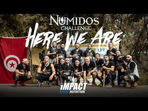 Here We Are - Numidos Challenge - Event Video 2020