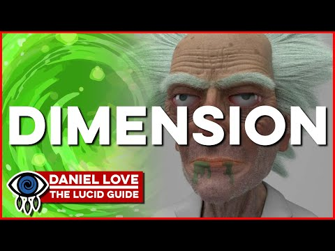 HOW TO TRAVEL TO OTHER DIMENSIONS | RICK AND MORTY | LUCID DREAMING