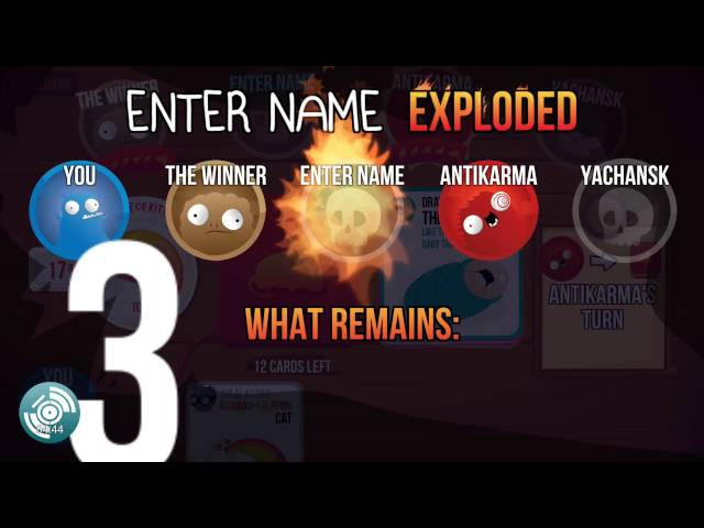 Exploding Kittens app Review : exactly what you wanted