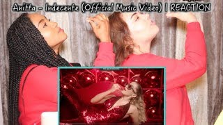 Baixar Anitta - Indecente (Official Music Video) | REACTION