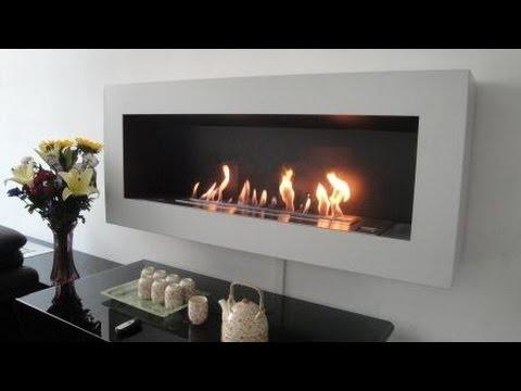 Camino Bioetanolo Opinioni : Caminetti automatici a bio etanolo afire. fiamme vere e top design