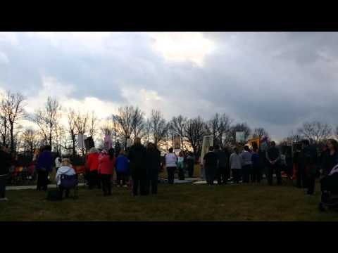 Holy Love Procession 121215
