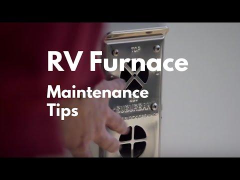 RV Furnace Maintenance Tip