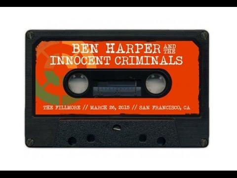 Ben Harper and The Innocent Criminals - The Fillmore - March 26, 2015 - Full Concert