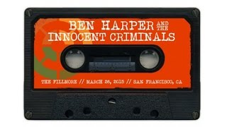 Ben Harper and The Innocent Criminals - The Fillmore - March 26, 2015 - Full Concert