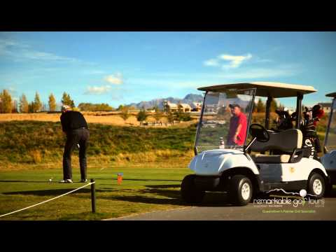 Millbrook Resort Golf Course - Queenstown NZ