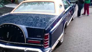 Experia Z1 MOV 0633 Ludolfs 1977 Lincoln Continental Mark V 'Bill Blass' Edition # 2