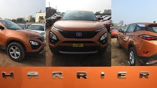 Tata Harrier -  Detailed Review 2019