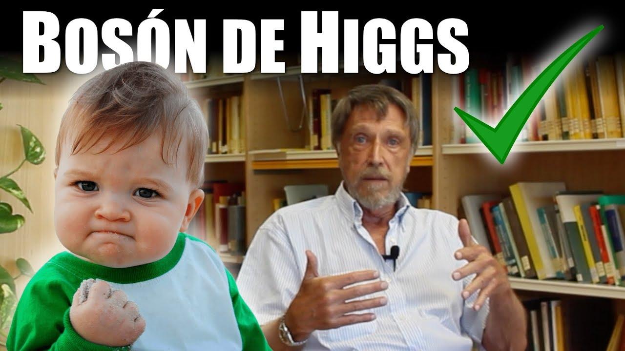 El bosón de Higgs, explicado para un niño