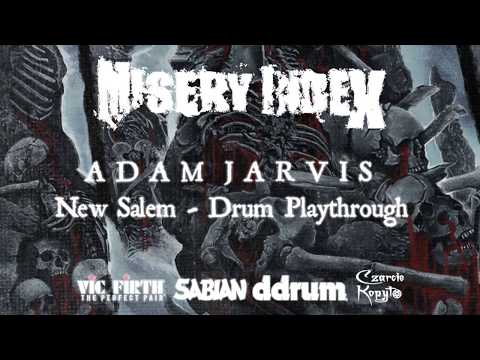 Misery Index - New Salem Drum Playthrough