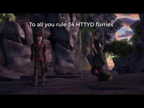 HTTYD Rule 34