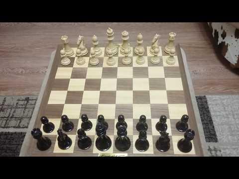 Шахматы. 1 ход и вы побеждаете. Сильная ловушка.