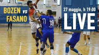 Serie A Maschile [Finale  gara-2]: BOZEN-FASANO 28-23