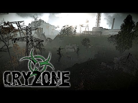 Первый запуск. CryZone: Sector 23[Сталкер на CryEngine]