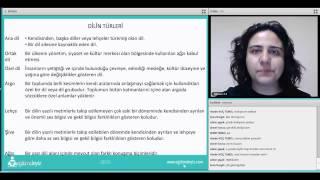 ÖABT Edebiyat - Esra Karaman
