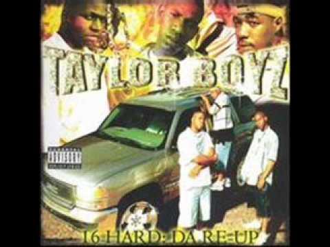 Taylor Boyz & Gangsta Blac - Taylor Made Niggaz.wmv
