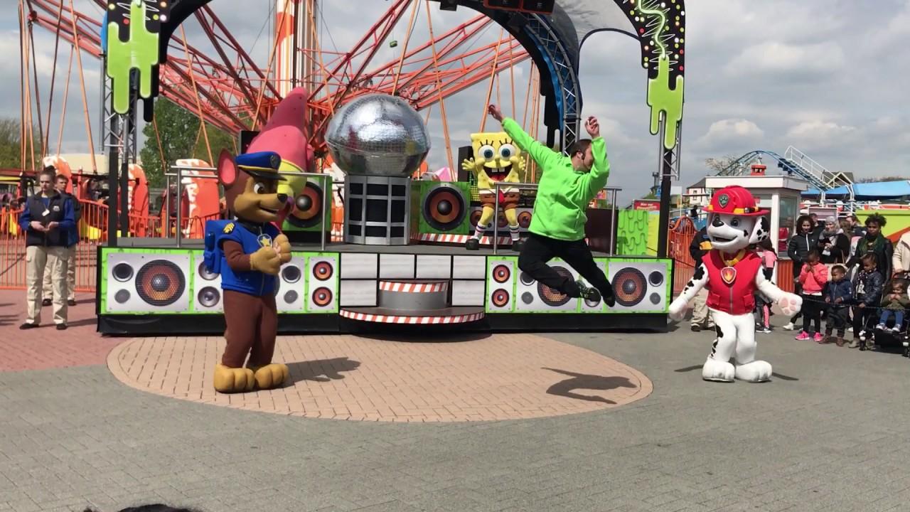 Aktionscode Movie Park : nick show movie park duitsland youtube ~ Watch28wear.com Haus und Dekorationen