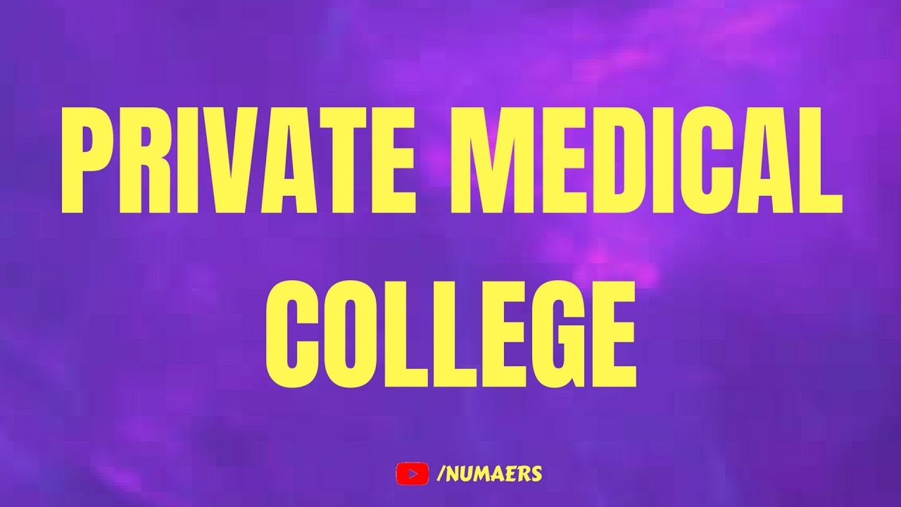 Top 10 Private Medical College in Bangladesh 2018