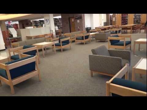 Rutgers University Campus Tour 2012: BUSCH CAMPUS
