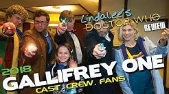 Gallifrey One Doctor Who Convention 2018 - Lindalee Rose - #MeWho - Tardis Spoilers?