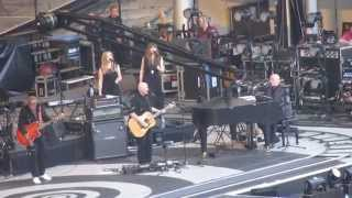 Peter Gabriel - Berlin 2014 - Shock The Monkey (acoustic)