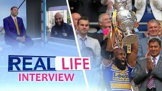JAMIE JONES-BUCHANAN (England Rugby) - Real Life - Full Interview