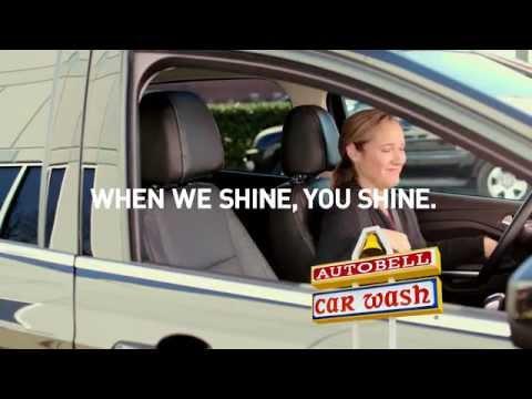 Autobell Car Wash - When We Shine, You Shine