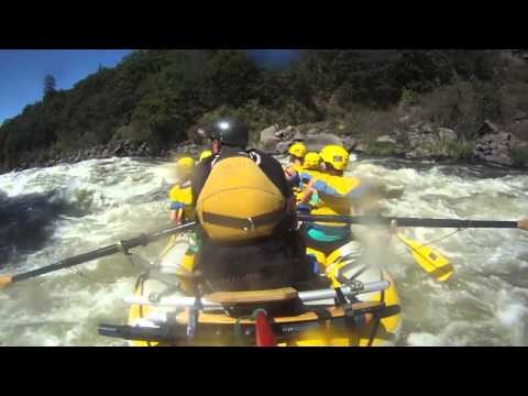 Rafting the Upper Klamath with Indigo Creek Outfitters