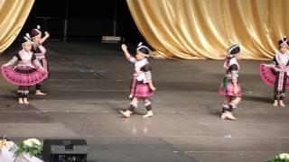 hmong st paul New Year 2017 nkauj hmong dancing