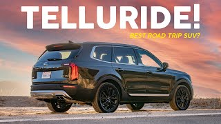 Here's Why The 2020 Kia Telluride Is A Great Road Trip SUV