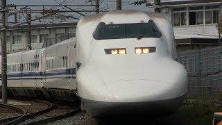 【700系残り6本!】700系C59編成廃車回送