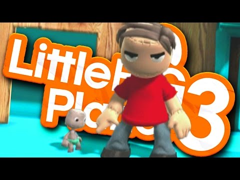 LittleBigPlanet 3 - Who's Your Daddy - (Little Big Planet 3)