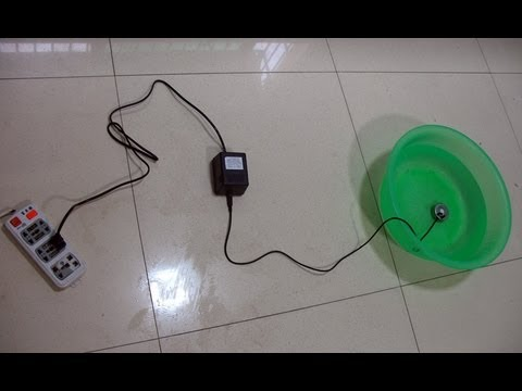 how to make an ultrasonic humidifier circuit diagram ultrasonic humidifier circuit for nebulizer atomizer fogger