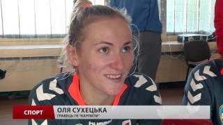 Львівська «Галичанка» двічі перемогла головного конкурента гандбольної Суперліги